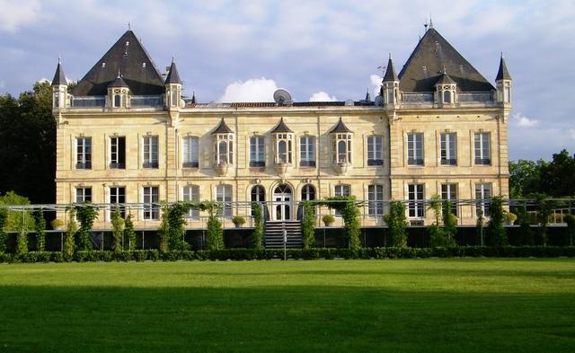 Le Haillan Chateau