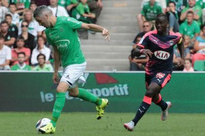 Henri Saivet égalise pour Bordeaux en toute fin de match