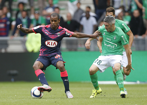 AS Saint-Etienne v FC Girondins de Bordeaux - Ligue 1