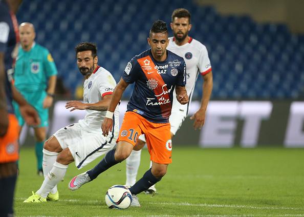 Montpellier Herault SC v Paris Saint-Germain - Ligue 1