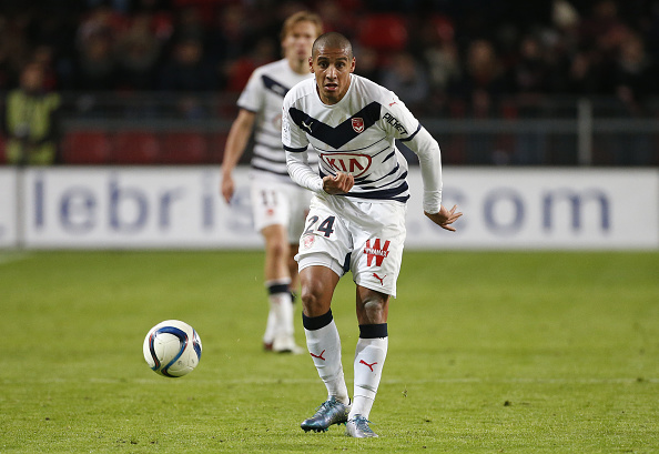 Wahbi Khazri face au SRFC ce week-end