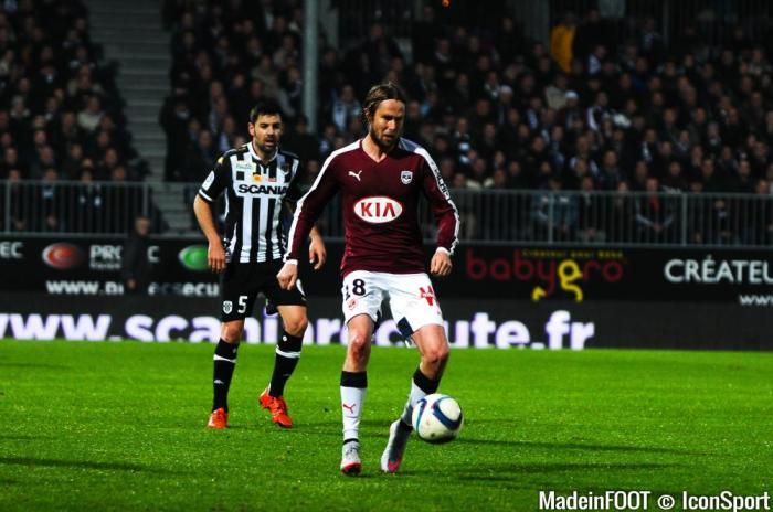 Plasil face au SCO d'Angers (1-1)