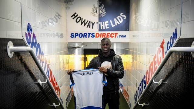 Crédit photo : Newcastle United FC