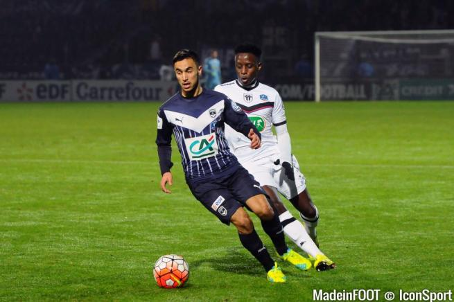Adam Ounas absent pour Angers